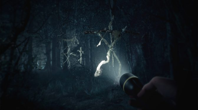 Here are 22 minutes of gameplay footage from the Gamescom 2019 demo of Blair Witch