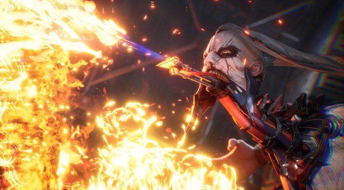 First gameplay footage revealed for Ninja Theory's 4v4 online melee game, Bleeding Edge