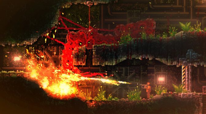 Devolver's Carrion has sold nearly 200K copies in its first week