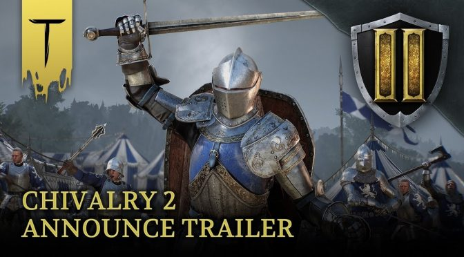Chivalry 2 has been officially announced, will be timed-exclusive to Epic Games Store
