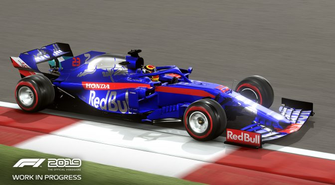 F1 2019 Day-1 PC patch will improve stability, will address a number of DX12 issues