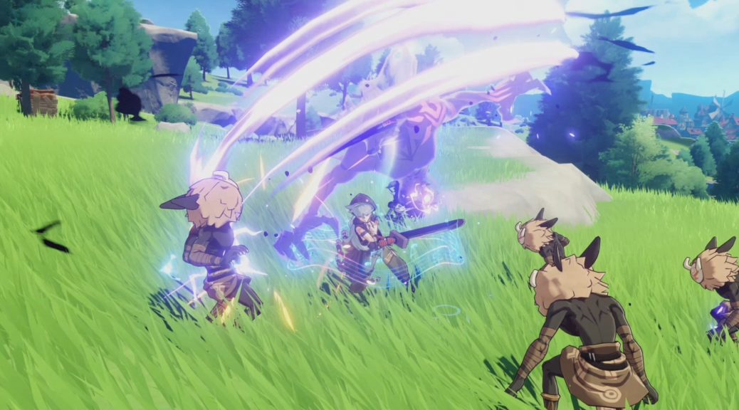 New Zelda Breath of the Wild Direct-Feed Screenshots