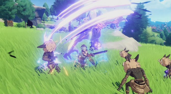 First official screenshots released for Zelda: Breath of the Wild-inspired JRPG, Genshin Impact