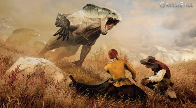 Official PC system requirements revealed for Greedfall