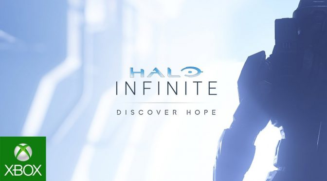 First gameplay footage revealed for Halo: Infinite, running on the PC, releases in Holiday 2020
