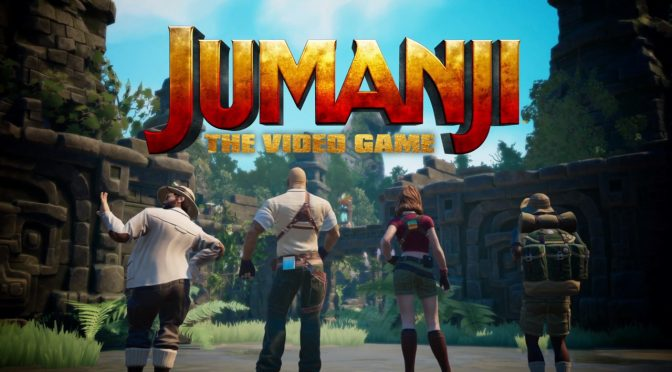 First gameplay trailer released for Jumanji: The Video Game