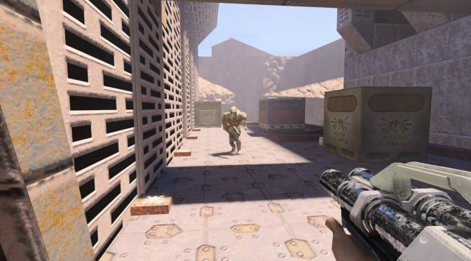 Quake 2 RTX Patch 1.3 released, adds support for video cut-scenes and Photo Mode