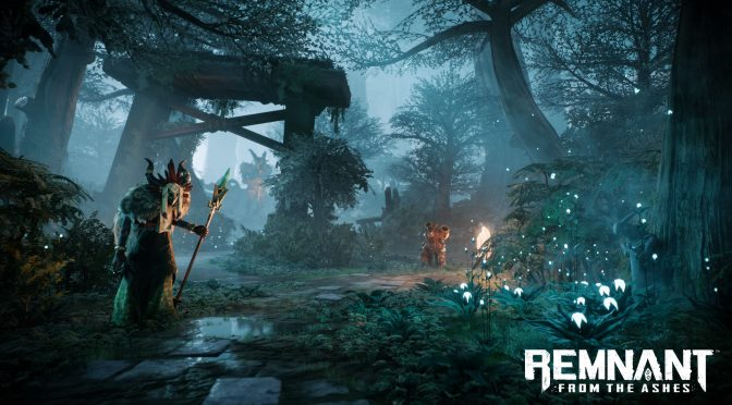 New screenshots released for the open world post-apocalyptic game, Remnant From the Ashes