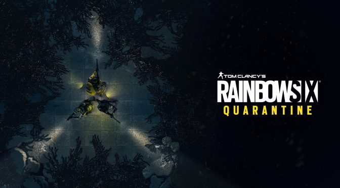 Beta signups are now open for Tom Clancy's Rainbow Six Quarantine