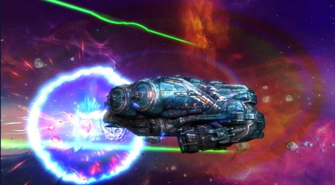 Action-packed combat/exploration/discovery/trade game, Rebel Galaxy, is free on Epic Games Store