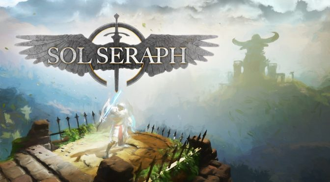 SolSeraph is a spiritual successor to ActRaiser that is coming to the PC on July 10th
