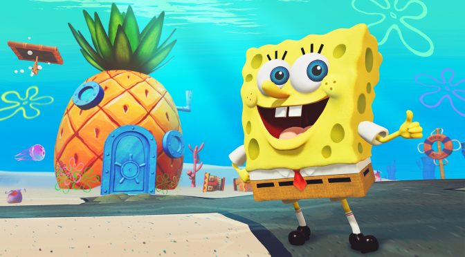 SpongeBob SquarePants: Battle For Bikini Bottom Rehydrated has sold one million copies