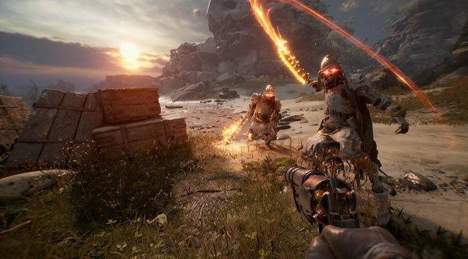 New screenshots released for the first-person dark fantasy shooter, Witchfire