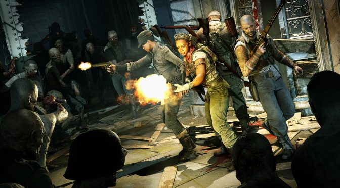 Here are 18 minutes of gameplay footage from Zombie Army 4: Dead War