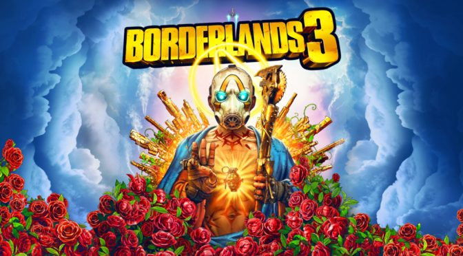 Borderlands 3 artwork header