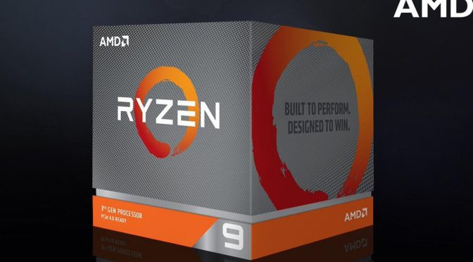 AMD 3rd generation Ryzen 9
