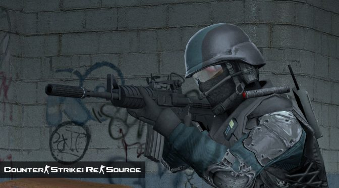 Counter-Strike: Source gets a 2019 graphics overhaul mod, available now for download