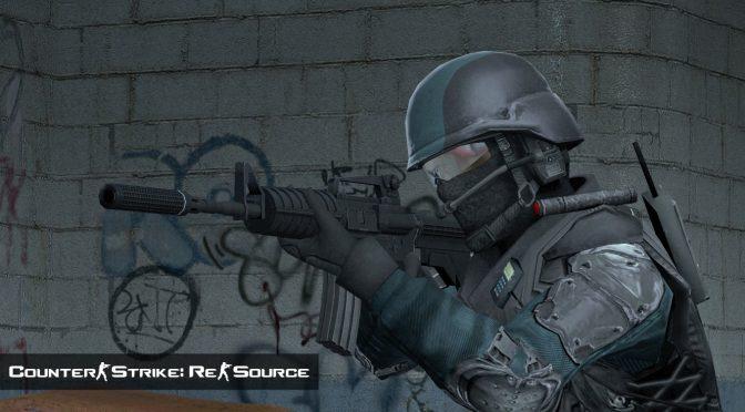Counter-Strike: Source gets a 2019 graphics overhaul mod