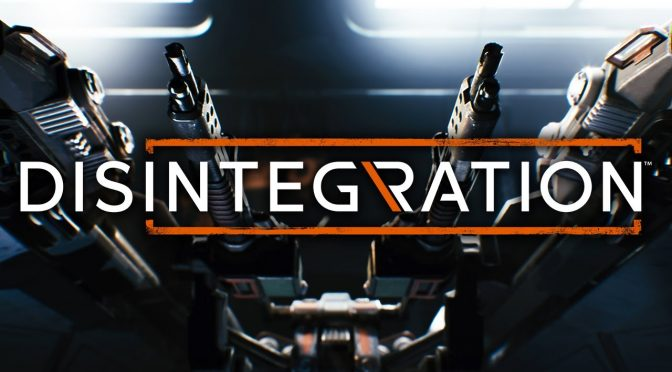 PC gamers can sign up for the Closed Beta phase of Disintegration + PC Requirements