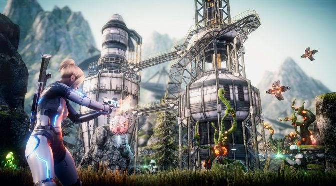 New gameplay trailer for Everreach: Project Eden showcases futuristic gear and its upgrade system