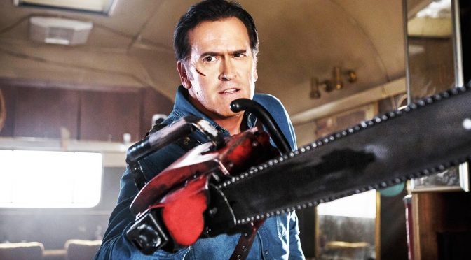 Bruce Campbell confirms a new Evil Dead game that is currently under development for consoles and PC