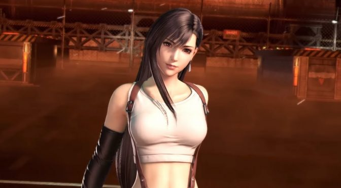 Final Fantasy 7 Remake Tifa Lockhart Mod Released For Jrpg