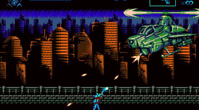 Free John Wick action platform 8-bit game is now available for the PC