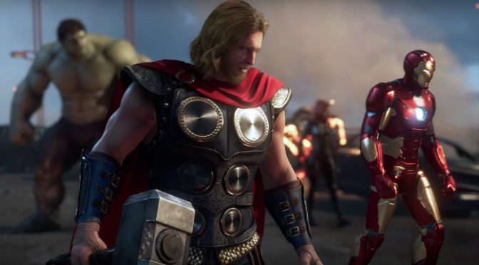 Official Marvel's Avengers: A-Day Prologue video shows 19 minutes of gameplay footage