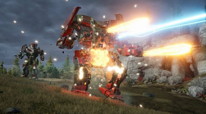 Official Mod Editor released for MechWarrior 5: Mercenaries
