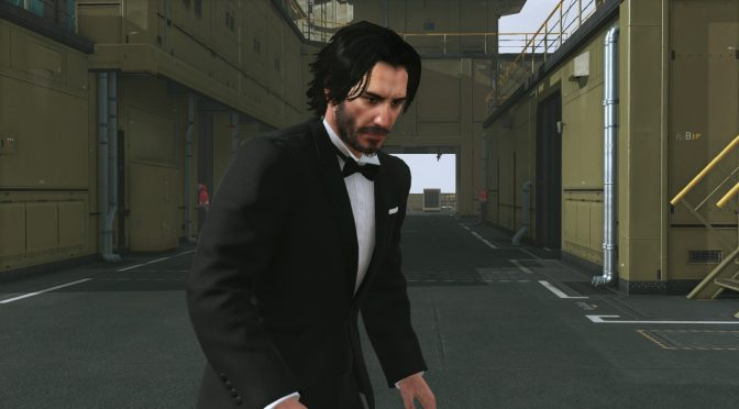 Keanu Reeves' John Wick & Johnny Silverhand now playable in Metal Gear Solid 5 thanks to this amazing mod