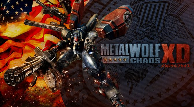 FromSoftware's Metal Wolf Chaos XD will release on August 6th on the PC according to Microsoft Store