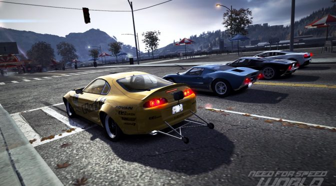 Offline server mod released for Need for Speed World, allows you to