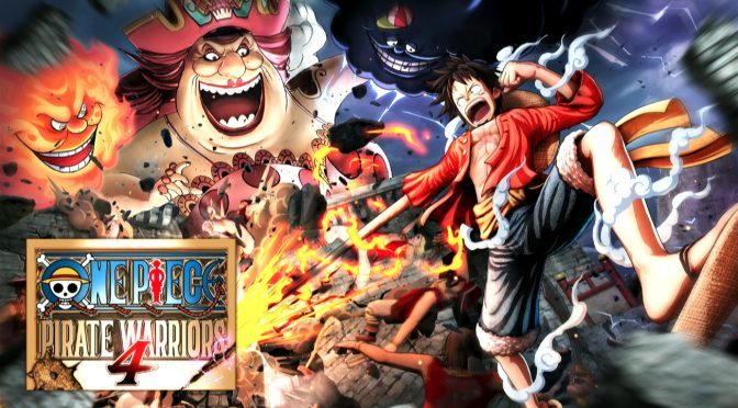 One Piece: Pirate Warriors 4 gets a Tokyo Game Show 2019