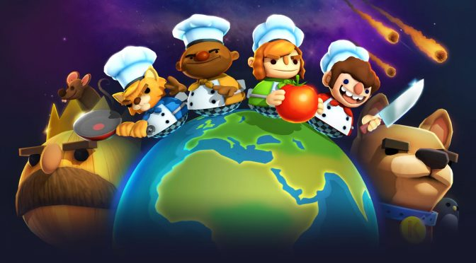 Overcooked is this week's free game on the Epic Store