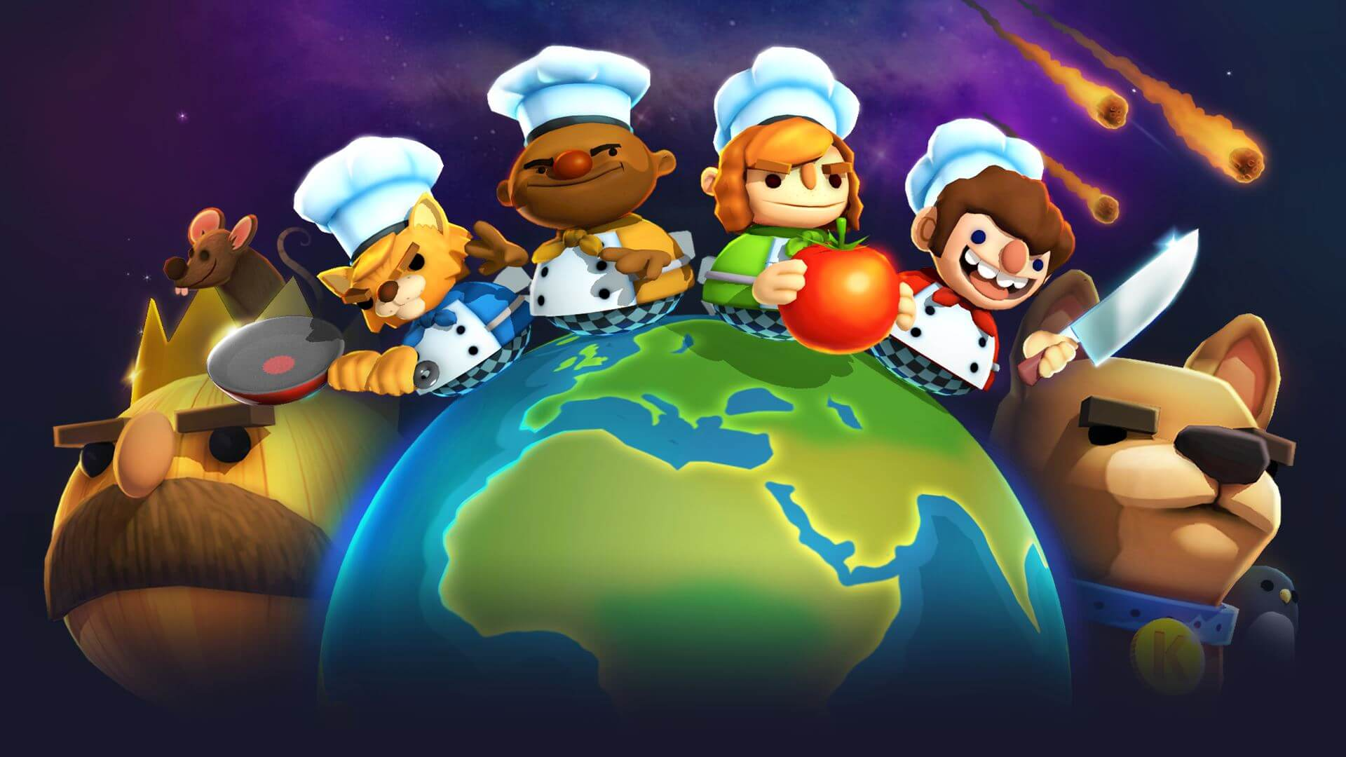 Overcooked is once again free to own on Epic Games Store