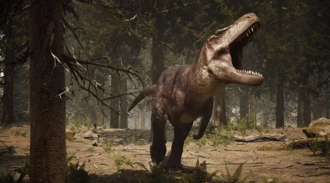 Dinosaur survival MMO, Path of Titans, to be released in February 2020, early access this December