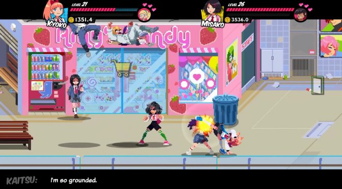 River City Girls is a new retro 2D 16-bit side-scrolling beat em up, coming to the PC on September 5th