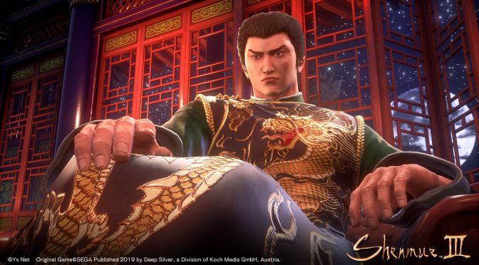 Launch trailer released for Shenmue 3