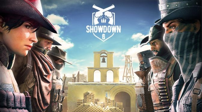 Tom Clancy's Rainbow Six Siege – Brand new 3v3 limited event, called Showdown mode, now available