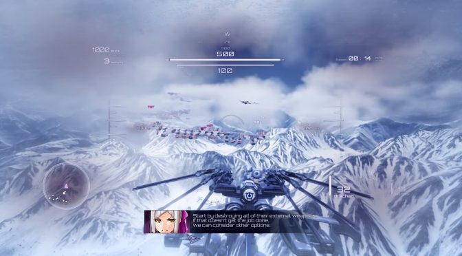 New gameplay trailer released for Unreal Engine 4-powered fast-paced aerial shooter, Wing of Darkness
