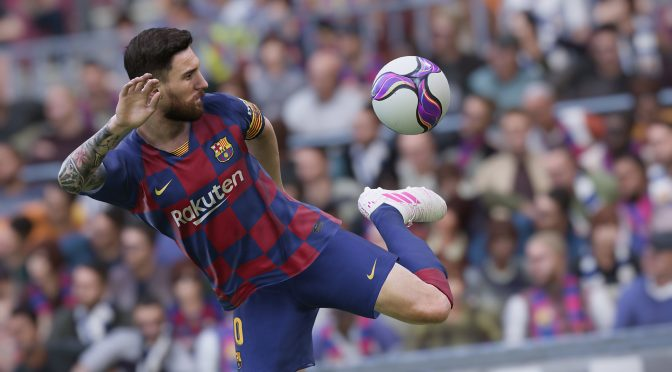 eFootball PES 2020 screenshots 2 header