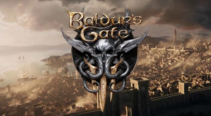 First gameplay footage for Baldur's Gate 3 to be released on PAX East 2020