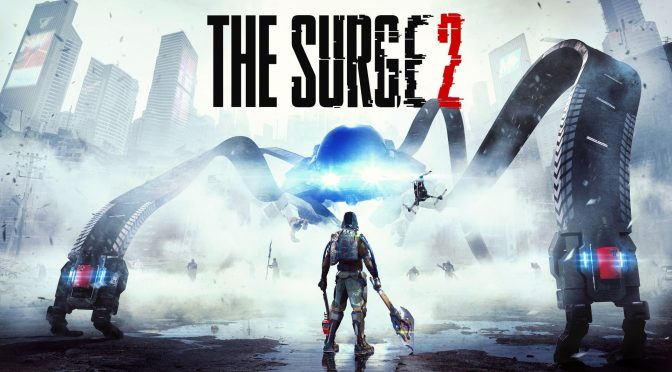 New free content, Future Shock Weapon Pack, available now for download for The Surge 2