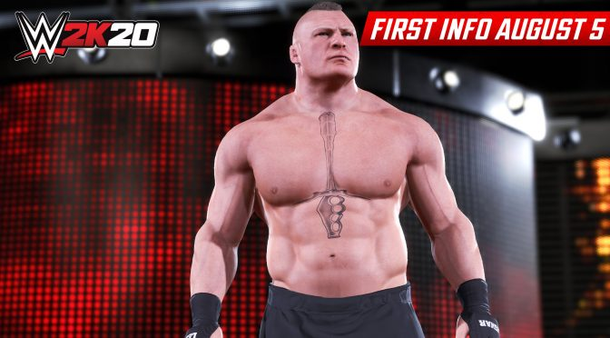WWE 2K20 Update 1.06 released, adds Create A Championship, addresses crashes, improves AI & collisions