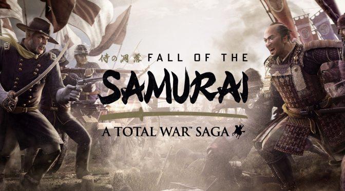 Total War: SHOGUN II – Fall of the Samurai joins the Total War Saga family