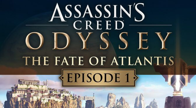 Assassin's Creed Odyssey's Atlantis DLC is free this week