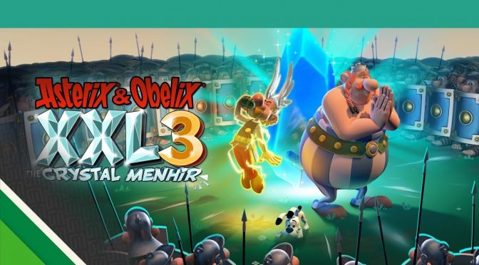 Asterix & Obelix XXL3: The Crystal Menhir releases on November 21st