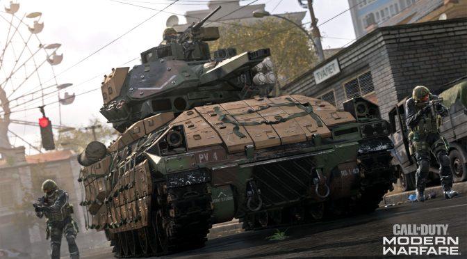 Call of Duty: Modern Warfare gets an official multiplayer