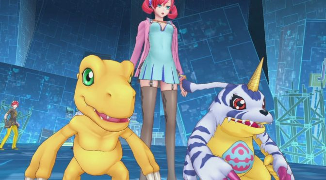 New trailer released for Digimon Story Cyber Sleuth: Complete Edition, focusing on its battle system