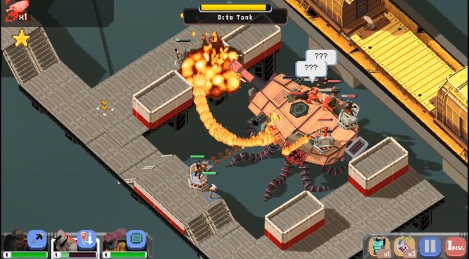 Commandos-inspired retro fast-paced real-time tactics game, Dog Duty, available on Steam Early Access